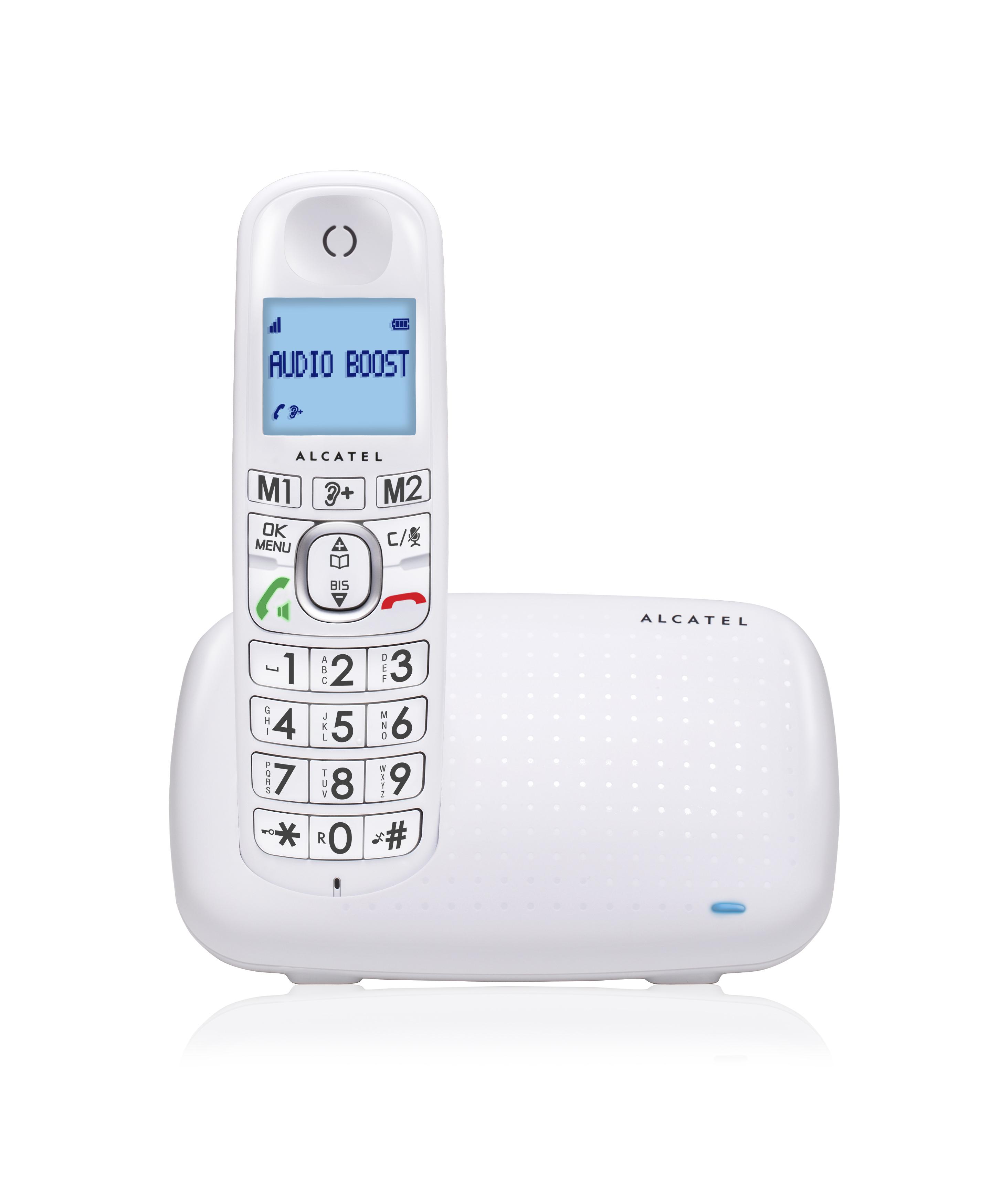 Alcatel XL385 & XL385 Answering Machine | Alcatel-Phones