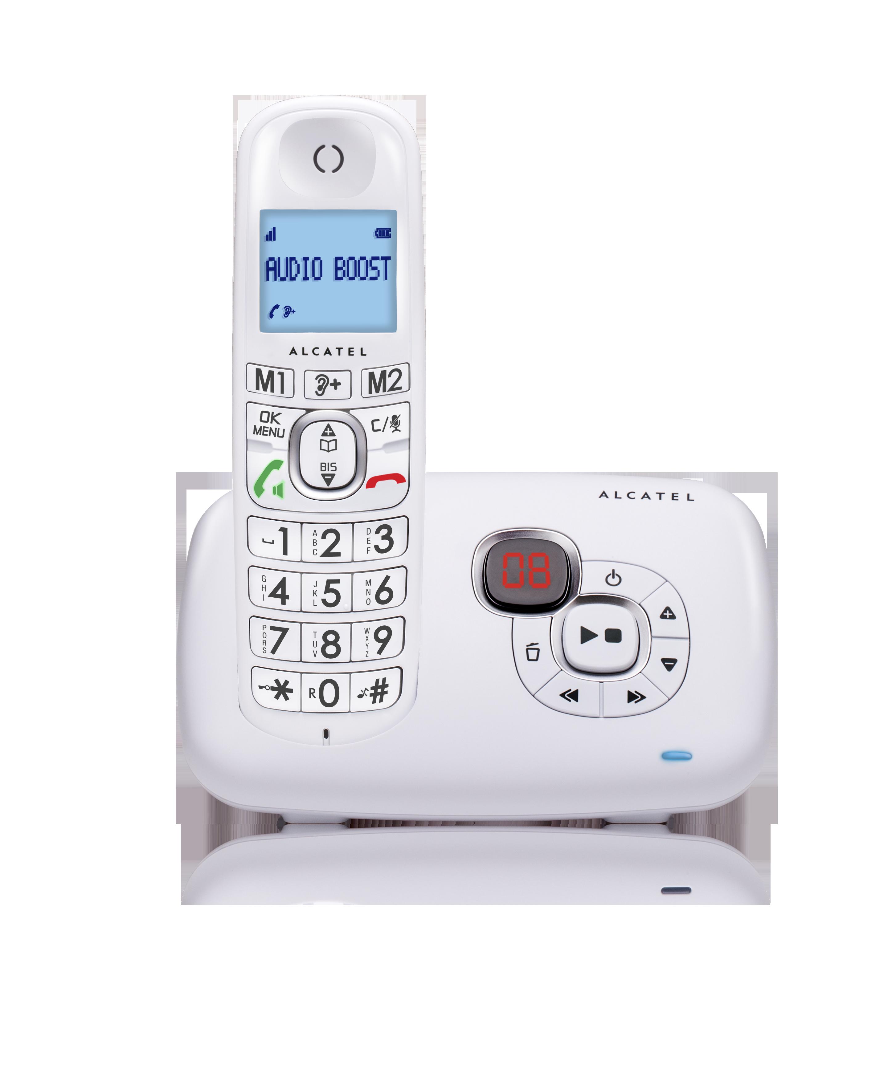 ecouter repondeur telephone alcatel