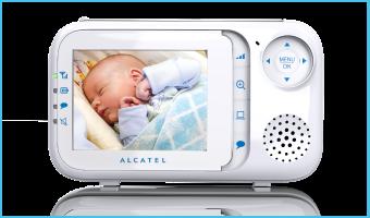 Alcatel Baby Link 710 Vigilabeb/és