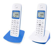 Alcatel E192 et E192 Répondeur