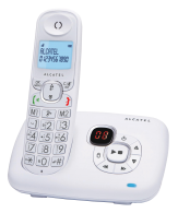 Alcatel XL375 Répondeur
