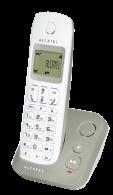 Alcatel E130 Répondeur