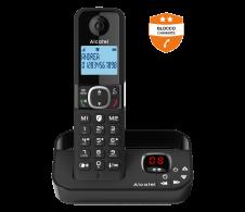 Alcatel F860 con segreteria telefonica - Blocco chiamate Smart