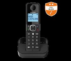 Alcatel F860 - Smart Call Block
