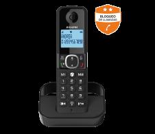Alcatel F860 - Bloqueo Inteligente de llamadas