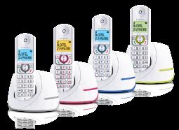 Alcatel F390 et F390 Répondeur
