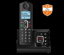 Alcatel F685 Voice-Smart Call Block
