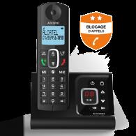 Alcatel F685 Voice-BLOCAGE D'APPELS EVOLUE