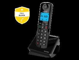 Alcatel S250 - S250 Voice - EINFACHE ANRUFBLOCKIERUNG