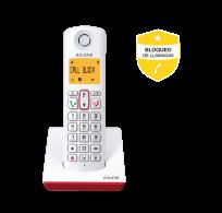 Alcatel S250 con BLOQUEO DE LLAMADAS SIMPLE