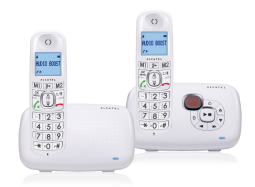 Alcatel XL385 & XL385 Answering Machine