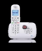 Alcatel XL385 Répondeur