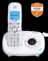 Alcatel XL585 Répondeur - Blocage d'appels évolué