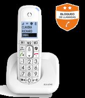 Alcatel XL785 - BLOQUEO INTELIGENTE DE LLAMADAS