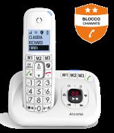 XL785 con Segretria Telefonica - Blocco Chiamate Smart