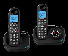 Alcatel XL595B-XL595B Anrufbeantworter - Clevere Call-Block-Funktion