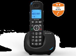Alcatel XL595B - Blocage d'appels évolué