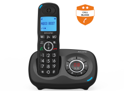 Alcatel XL595B-XL595B Voice-Smart Call Block