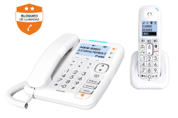 Alcatel XL785 Combo Voice - BLOQUEO INTELIGENTE DE LLAMADAS
