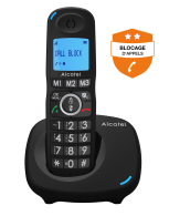 Alcatel XL535 WITH SMART CALL BLOCK