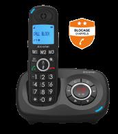 Alcatel XL535 Répondeur - Blocage d'appels évolué