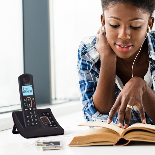 Alcatel F685 Voice-Smart Call Block - Photo 10