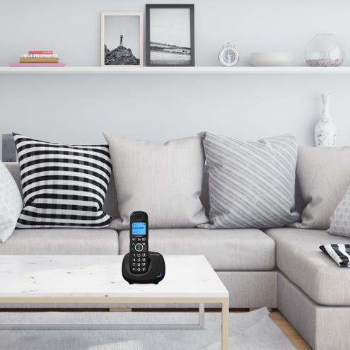 Alcatel XL595B-XL595B Voice-Smart Call Block - Photo 9