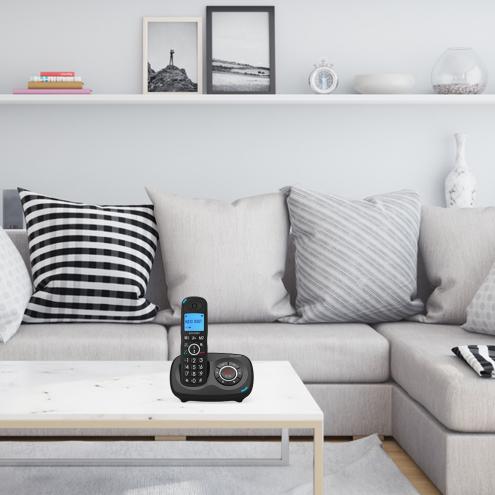 Alcatel XL595B-XL595B Voice-Smart Call Block - Photo 8