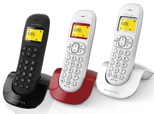 Alcatel C250 and C250 Voice - Photo 1