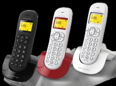 Alcatel C250 and C250 Voice - Photo 2