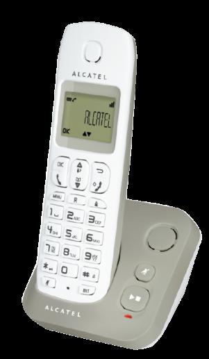 Alcatel E130 Répondeur   - Photo 1