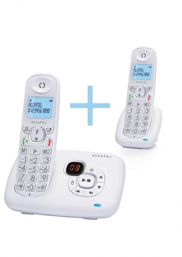 Alcatel XL375 and XL375 Voice - Photo 5