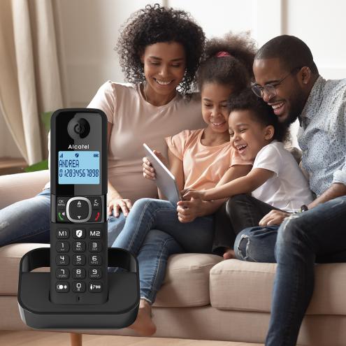 Alcatel F860 - Smart Call Block - Photo 8