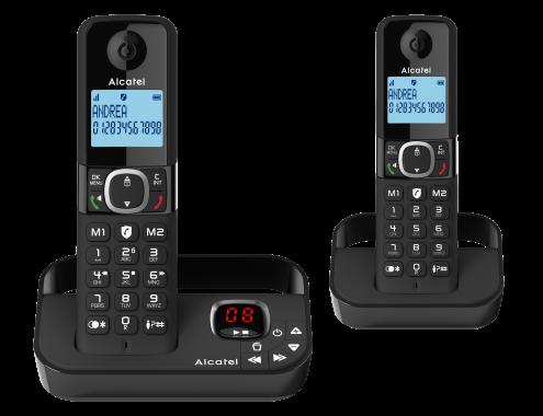 Alcatel F860 with answering machine - Smart Call Block - Photo 4