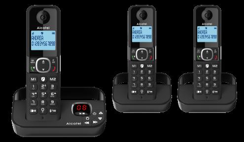 Alcatel F860 with answering machine - Smart Call Block - Photo 7
