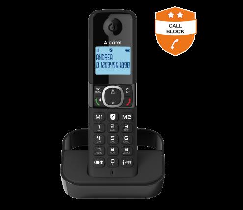 Alcatel F860 - Smart Call Block - Photo 2