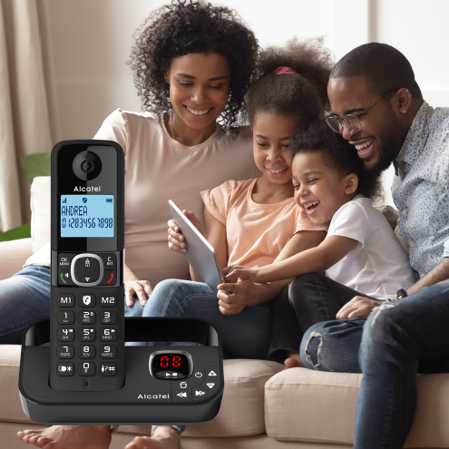 Alcatel F860 with answering machine - Smart Call Block - Photo 9