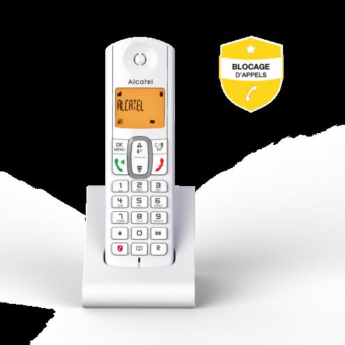 Alcatel F670 AVEC BLOCAGE D'APPELS SIMPLE - Photo 1