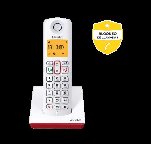 Alcatel S250 con BLOQUEO DE LLAMADAS SIMPLE - Photo 1