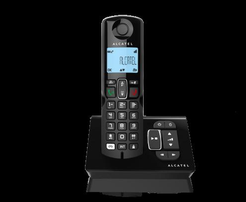 Alcatel S250 and S250 Voice - Photo 3