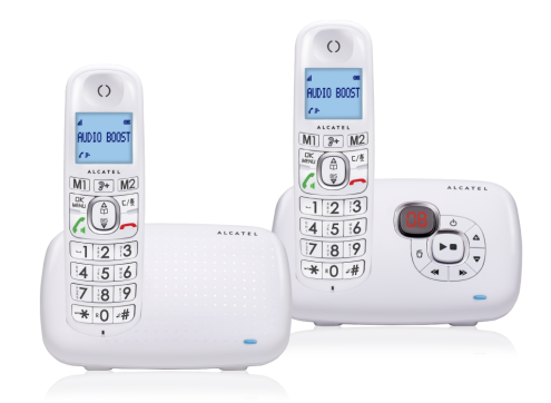 Alcatel XL385 & XL385 Answering Machine - Photo 1