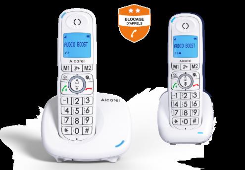 Alcatel XL585 - Blocage d'appels évolué - Photo 5