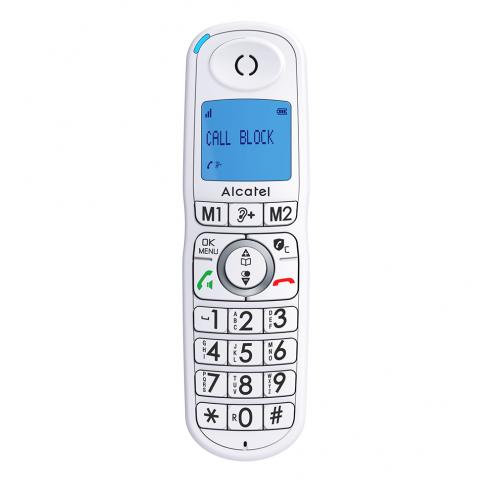 Alcatel XL595B Répondeur - Blocage d'appels évolué - Photo 7