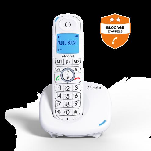 Alcatel XL585 - Blocage d'appels évolué - Photo 1