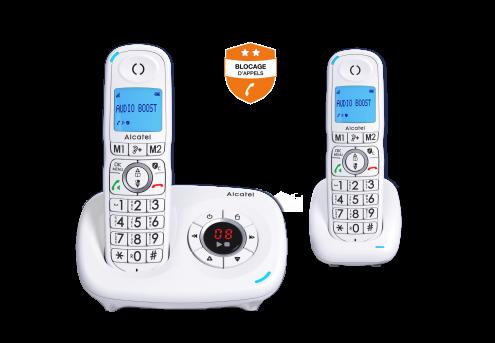 Alcatel XL595B Répondeur - Blocage d'appels évolué - Photo 5