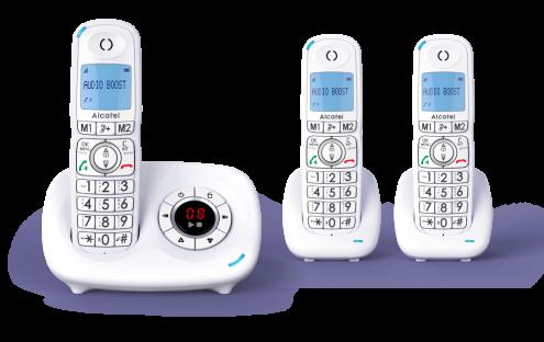 Alcatel XL595B Répondeur - Blocage d'appels évolué - Photo 6