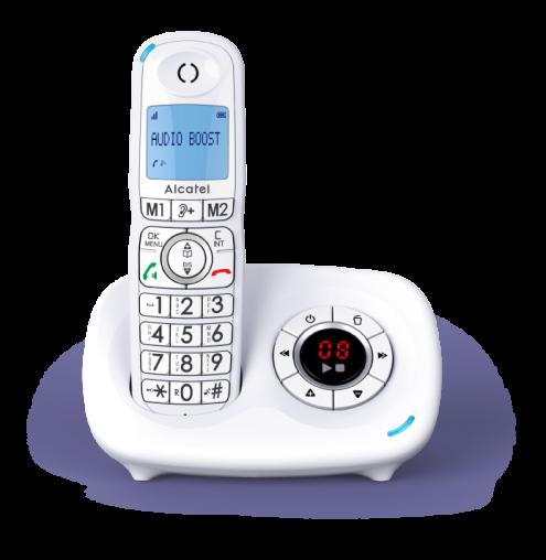 Alcatel XL595B Répondeur - Blocage d'appels évolué - Photo 2