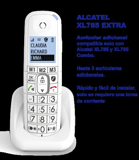 Alcatel XL785 Combo Voice - BLOQUEO INTELIGENTE DE LLAMADAS - Photo 9