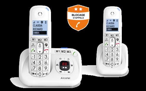 XL785 Répondeur - Blocage d'appels évolué - Photo 8
