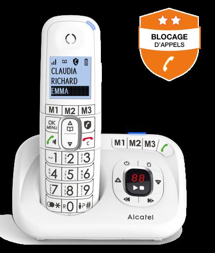 XL785 Répondeur - Blocage d'appels évolué - Photo 2